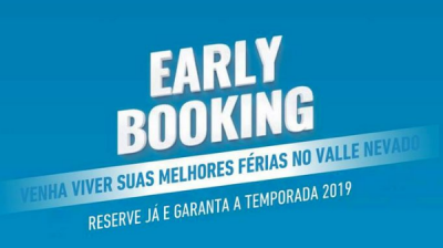★ Ski em Valle Nevado – Até 50% OFF – Early Booking 2019 – Garanta já sua Ski Trip!