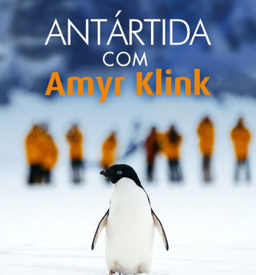 ★ Quark Expeditions –  Antártica com Amyr Klink