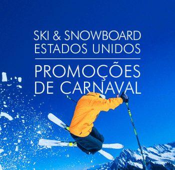 🎿 Ski no Carnaval Snowmass / Vail – Pagamento em até 6x sem juros!