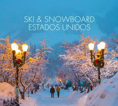🎿 Ski no Colorado, USA – Semana Santa – Aproveite os melhores preços e pague em até 6x sem juros!