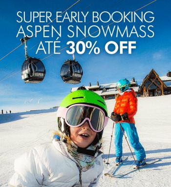 🎿 Ski USA – Super Early Booking Savings – Pagamento em até 6x sem juros!