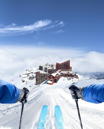 Promoção Early Booking Valle Nevado – Até 50% OFF