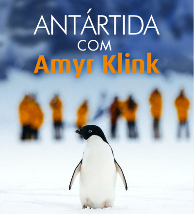 ★ Quark Expeditions – Antártica com Amyr Klink