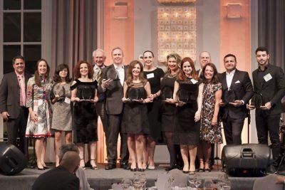 """Interpoint recebe prêmio """"Agência com Maior Engajamento"""" no Virtuoso Members Awards"""