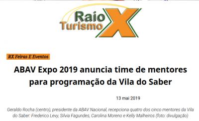 Abav anuncia time de mentores para programação da Vila do Saber