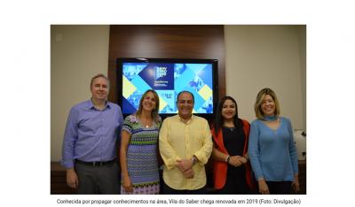 ABAV 2019 anuncia time que fará parte da programação da Vila do Saber