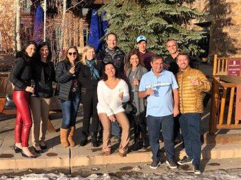 Interpoint realiza ação com agentes de viagens para promover destinos no Colorado