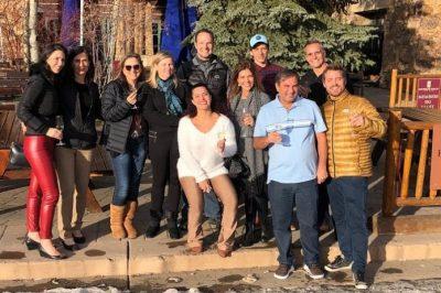 Interpoint promove famtrip no Colorado com apoio da American e Aspen Skiing