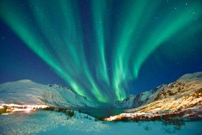 5 destinos incríveis para ver a Aurora Boreal