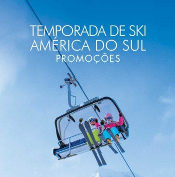 ★ Ski América do Sul – Descontos de até 40% com pagamento em 6x sem juros!