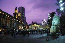 Centro de Santiago é ideal para desbravar a pé sem se cansar
