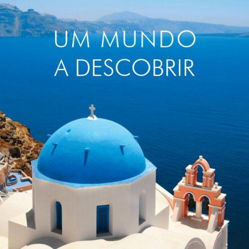 ★ GRANDES DESTINOS – Israel, Europa, Marrocos, Croácia e Capadócia – Pague em 6x sem juros!