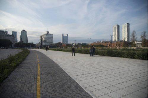 Reforma urbana permite andança pela parte nova de Buenos Aires e a histórica