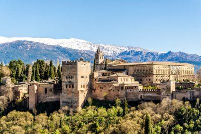 Palácio usado por sultões monopoliza atenção em Granada, na Espanha