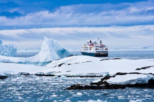 Pacote oferece viagem para a Antártida com o navegador Amyr Klink