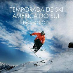★ Ski América do Sul – Descontos de até 35% com pagamento em 6x sem juros!