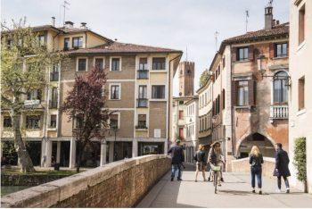 Próxima de Veneza, Treviso conserva ares de Itália autêntica