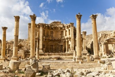 Joias do mundo antigo: conheça o Líbano e a Jordânia