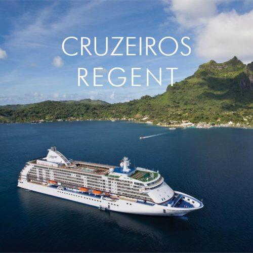 ★ Cruzeiros Regent Seven Seas – Explore a Europa com descontos imperdíveis – em até 6x sem juros!