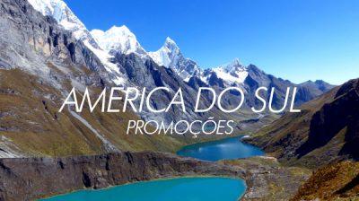 América do Sul, Réveillon Atacama e Voo Direto Llao Llao