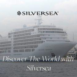 ★ Descubra o Mundo com Silversea!