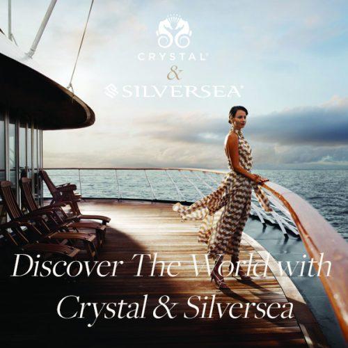 ★ Crystal & Silversea – Descubra o Mundo!