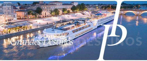 UNIWORLD – Boutique River Cruisers Espetaculares!