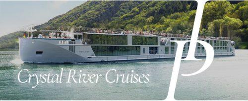 Descubra Tesouros com Crystal River Cruises!