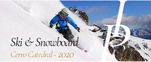 ★ Ski Full Star – Cerro Catedral, Bariloche!