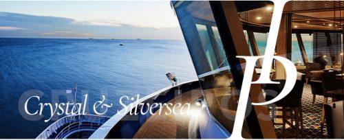 Conheça o Mundo com Crystal & Silversea!